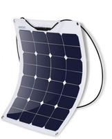 ACOPOWER 55 Watt 12 Volt Flexible Monocrystalline Solar Panel