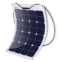 ACOPOWER 50 Watt 12 Volt Flexible Monocrystalline Solar Panel