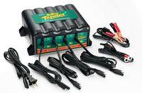 Deltran Battery Tender 4-Bank International Charger